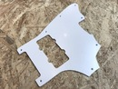 One Master Pickguard White 1ply