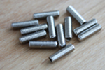 Hex Oval Point Saddle Screws 10mm