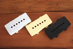 Jazzmaster Black PU Cover SET